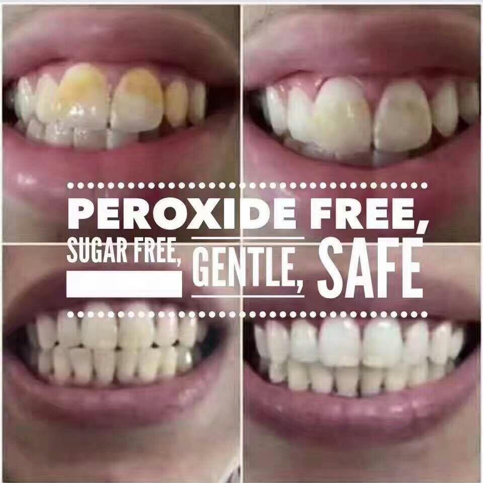 Whitening Toothpaste: 63% change